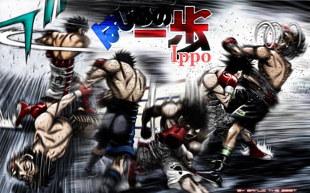 Anime To Watch Hajime No Ippo Trigger Plug